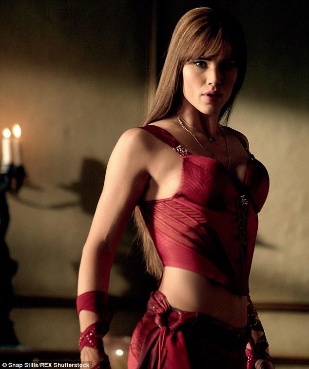 Beautiful Tattoo Girl Wallpaper Elodie Yung Takes Over Elektra Role Jennifer Garner Made