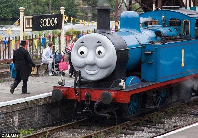 High ... & Thomas The Train Bean Bag Chair - Lovingheartdesigns
