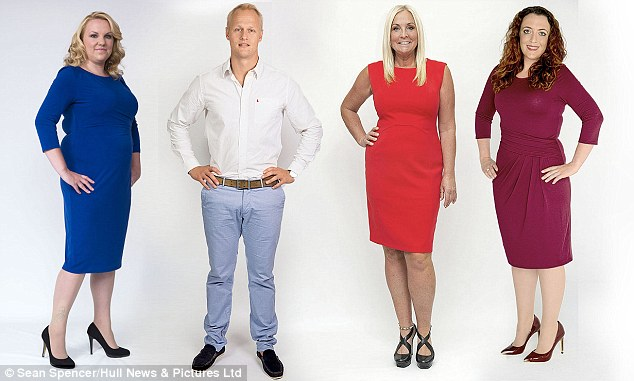 NHS guidelines say anyone with a BMI of 27 is overweight even if