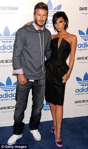 Happy in LA: The couple pictured in Los Angeles in September 2009.One thing David and Victoria are agreed on is that they miss their old lives in LA. A hint was dropped recently when they were observed looking over Madonna's old house in the city, which they didn't like enough to make an offer on
