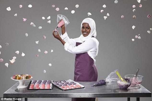 Husband Wife Islamic Quotes Wallpaper Muslim Great British Bake Off Favourite Nadiya Hussain