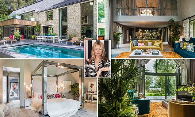 Interior Designer Blog Australia Kate Moss Proves She's A Woman Of Many Talents As She