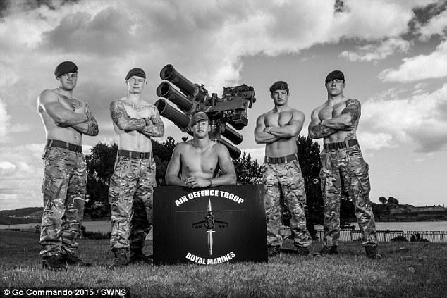 Online Calendar Year View Saints Angels Catholic Online Buff Royal Marines Strip Off In Go Commando Charity
