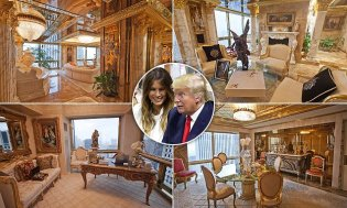 Donald Trump Penthouse House