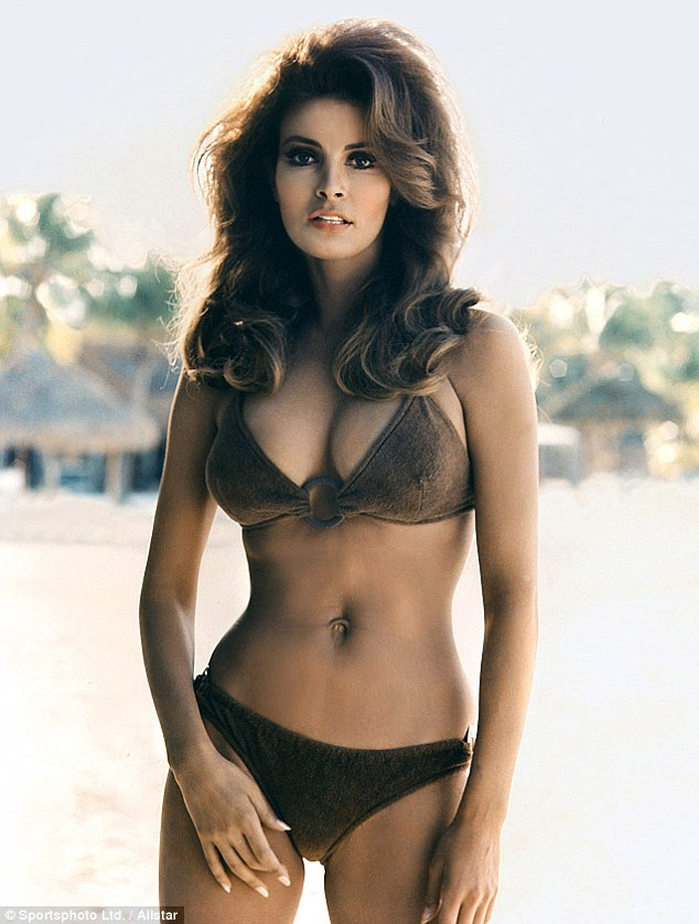 Baby Girl And Boy Wallpaper Why James Bond Girl Raquel Welch Never Posed Nude For