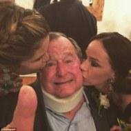 President George H W Bush Family
