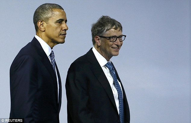 Bill Gates, Jeff Bezos and Mark Zuckerberg in new group to invest in