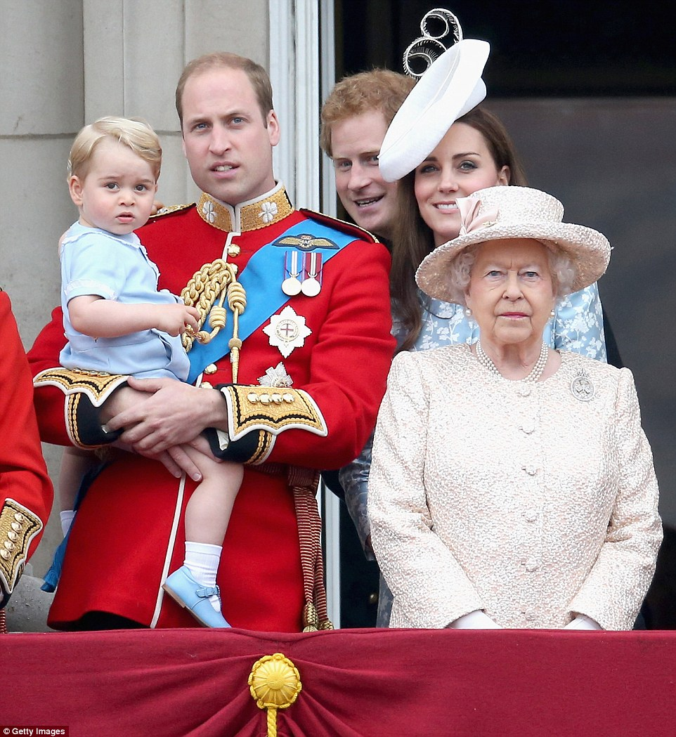 Queen Elizabeth Hochzeit Meet The Little Windsors Who Are The Cousins Of Prince George And
