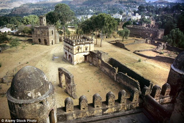 The Camelot of Africa: At Gondar is a compound of royal castles once home to Abyssinian emperors