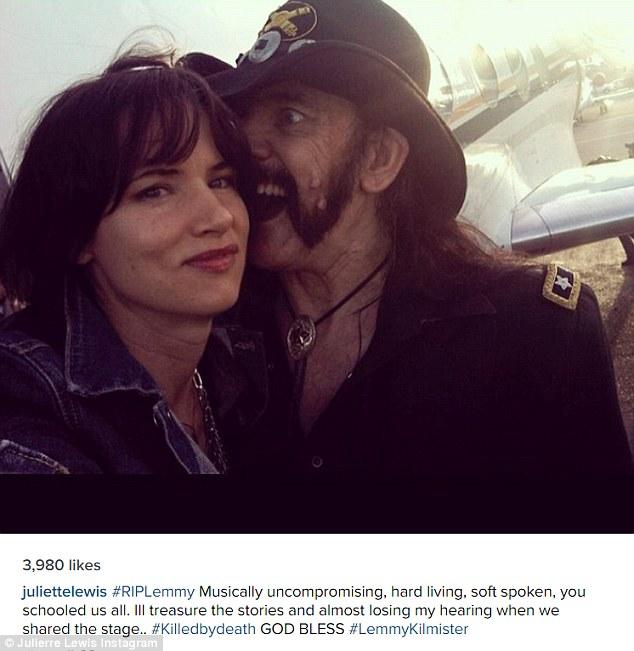 Rest In Peace Quotes Wallpaper Motorhead Rocker Lemmy Kilmister Dies Of Cancer Aged 70
