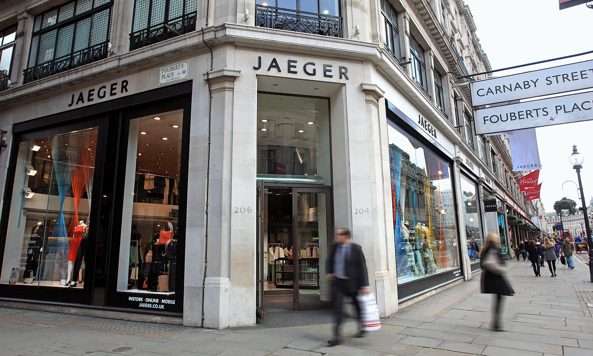 Möbel Jäger Online Shop Jaeger To Leave Flagship Store On London S Regent Street