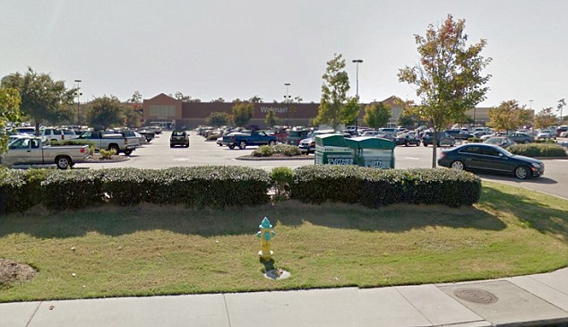 Walmart shopper \u0027bit off worker\u0027s finger after getting caught
