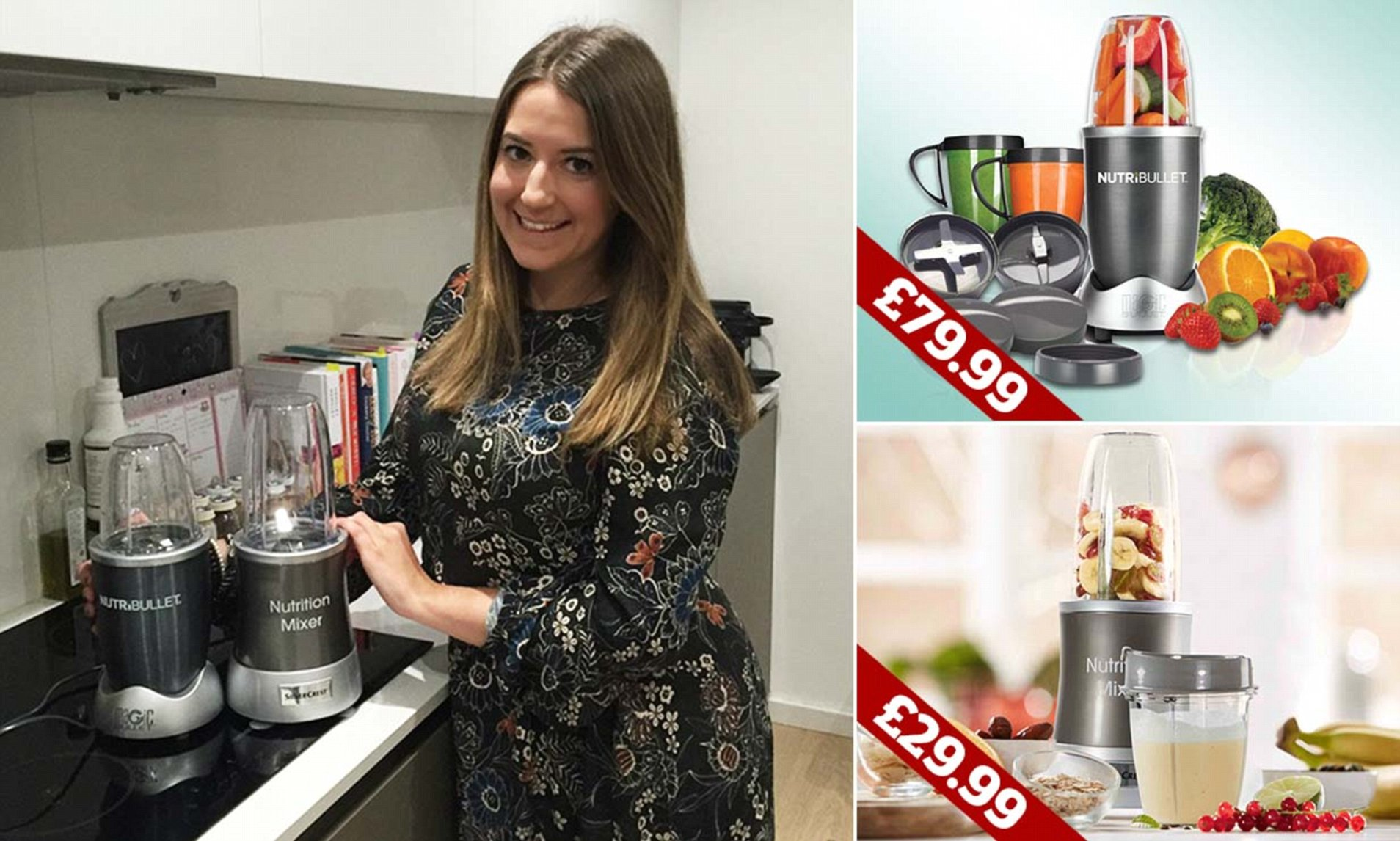 Lidl Silvercrest Nutrition Mixer Review Can Lidl S 29 Version Of The Nutribullet Compete With Its 80 Rival