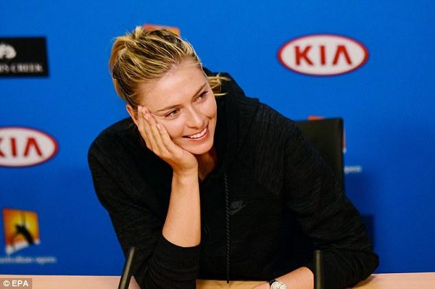 Maria Sharapova No Underwear