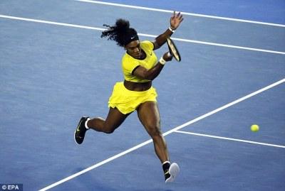 Serena Williams Beats Daria Kasatkina At Australian Open In