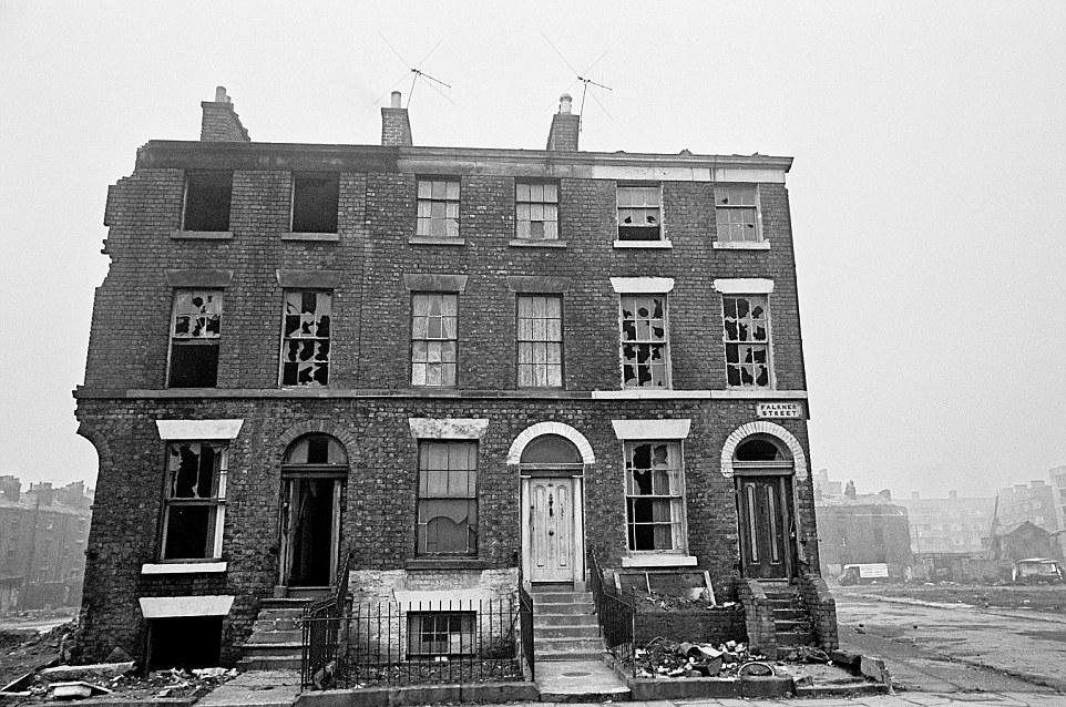 Nick Hedges39s Photographs Of Britain39s Slums Show The