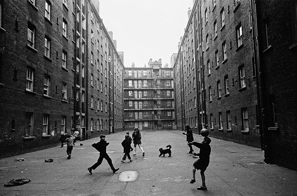 Nick Hedges39s Photographs Of Britain39s Slums Show The