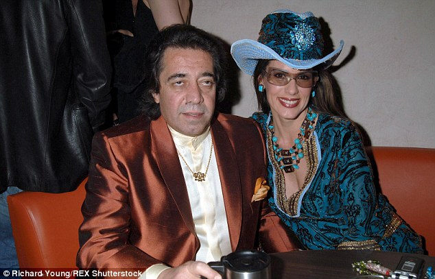Christina Estrada, the supermodel ex-wife of Saudi billionaire Walid Juffali (pictured together), claims she cannot manage with only one butler and two maids, a court has heard