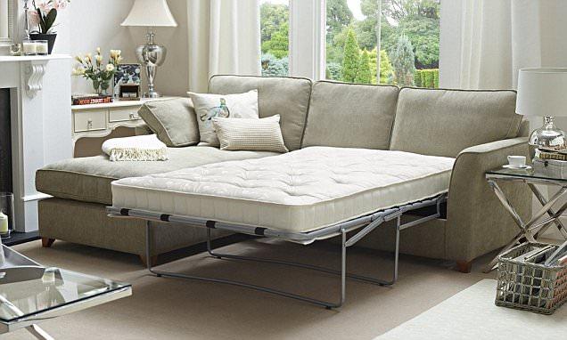 sofa bed memory foam