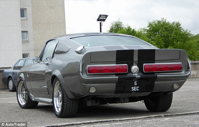 Ford Mustang Shelby Gt500 Eleanor Wallpaper Hd Eleanor The Shelby Mustang Gt500 From Gone In Sixty