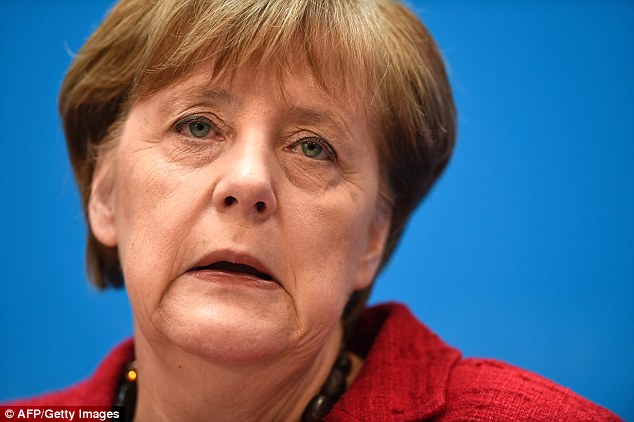 Return Of The Far Right In Germany Could Be Angela Merkel