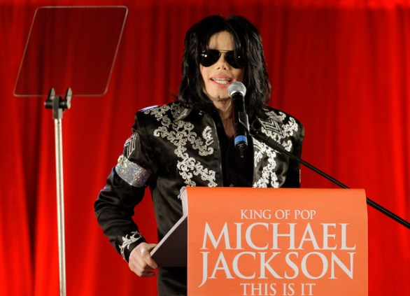 Big money: The estate of Michael Jackson (above in March 2009) has sold his stake in the Sony music catalog to Sony corporation for $750million