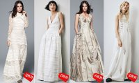 H&M releases its first affordable wedding dress collection ...
