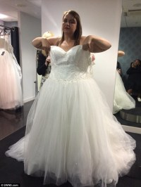 Stockport bride-to-be forced to buy new wedding dress ...