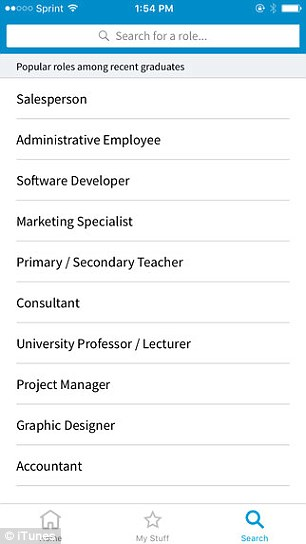 LinkedIn launches \u0027Tinder for graduates\u0027 to match them with