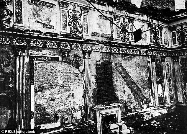 Nazi Looted Treasure May Be Hidden Behind Sealed Wall In