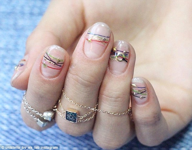 The New Mirror Nail Trend And How You Can Achieve The Look