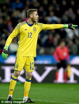 While de Gea is not accused of having directly participated in the abuse, he is accused of having had a hand in arranging the encounter
