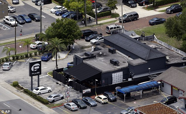 Forty-nine people were killed by terroristOmar Mateen in a shooting rampage at the Pulse Nightclub in Orlando on Sunday