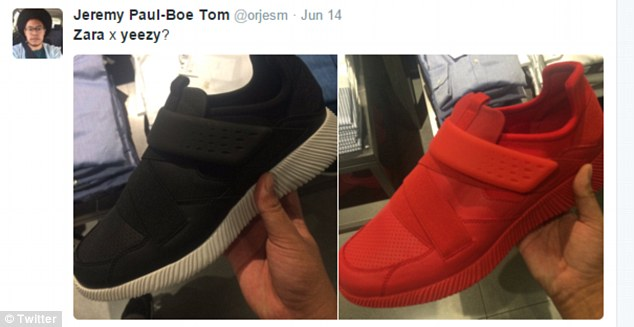 Are Zara Topshop And Forever 21 Copying Kanye West39s