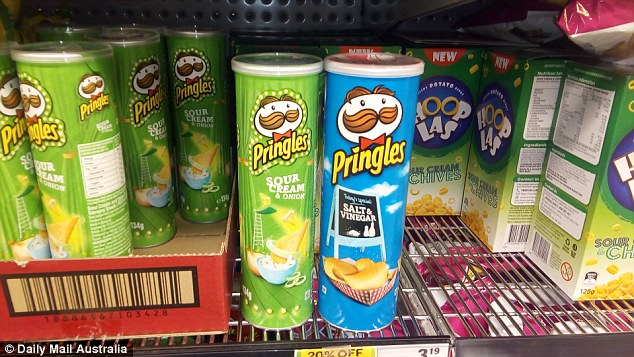 Pringles Lovers Furious After The Potato Chips Brand Are