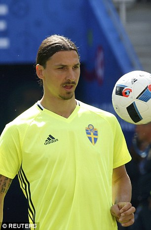 Ibrahimovic reached the quarter finals of Euro 2004 but his international career could end against Belgium