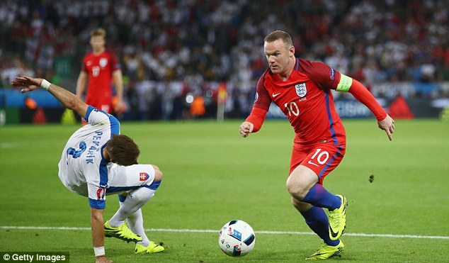 England must start and leave Wayne Rooney on to conduct the midfield against Iceland on Monday