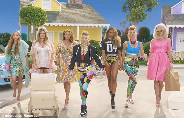 Neighbors, assemble! The ladies of 'Milfville' strut their stuff