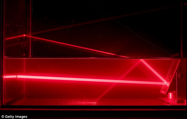 While high-speed wired communication networks currently use lasers to transfer information, wireless networks still use radio frequencies or microwaves. However, Facebook has created a new way of detecting optical communication signals travelling through the air, by using lasers