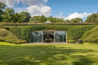 Holme Valley house built into the side of a hill on sale ...