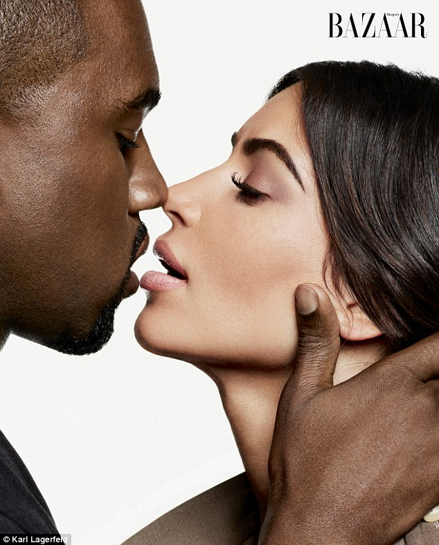 Sensual: Kanye West and