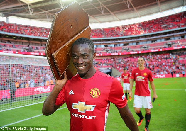 Wallpaper Man Utd Hd Eric Bailly Could Start The Rebuild Of Manchester United