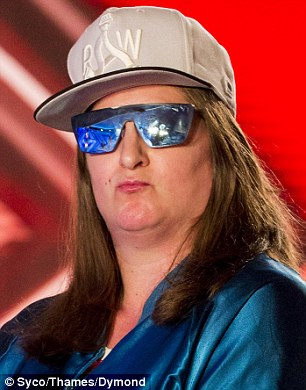 Gangster Wallpaper Girl Honey G Is Virtually Unrecognisable Without Her Gangster