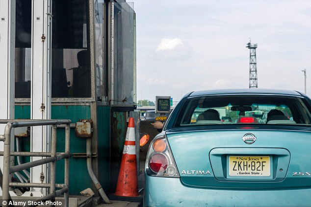 French Motorway tollbooth operator Claude Amoulric reveals how his