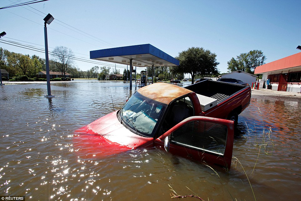 Hurricane Matthew Devestation Revealed In Shocking Aerial