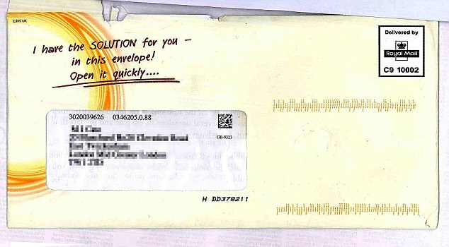 How Royal Mail rakes in millions betraying the elderly Conmen\u0027s