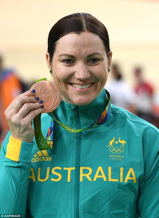 australian cycling olympian anna meares announces her retirement from cycling