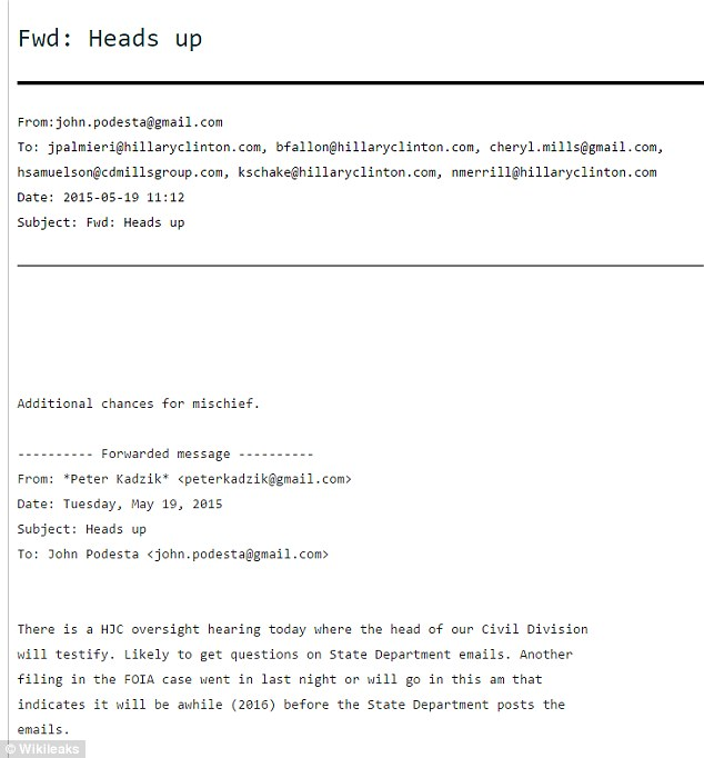Trump clobbers Hillary Clinton campaign chair John Podesta Daily - export contract sample