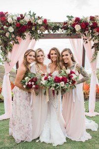 The Hills' Audrina Patridge and Corey Bohan got married in ...