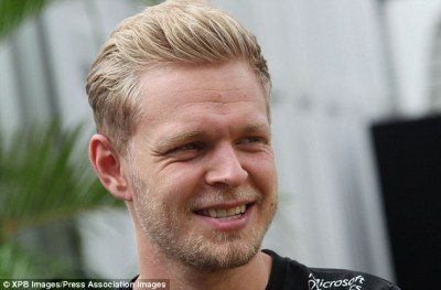Kevin Magnussen signs up for Haas Formula One team as he rejects one-year deal with current team ...